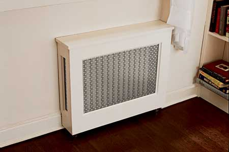 RADIATOR CABINETS - RADIATOR ENCLOSURES, RADIATOR CASINGS